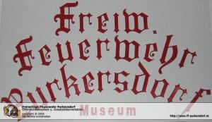 1879 - Originaler Schriftzug