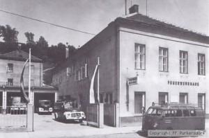 1965 - Neues Feuerwehrhaus