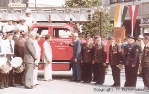 1979 - Neue Drehleiter