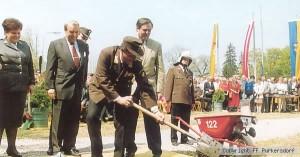 1994 - Spatenstich