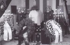 1995 - Begräbnis BR Fery Schirak