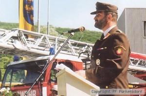 1997 - Ansprache